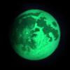 Svítící 3D Měsíc na strop od Spaceglo.cz - 14,5cm